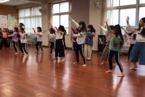 ダンス教室①フリースタイルジャズ