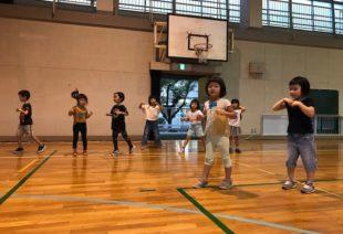 ダンス教室②ヒップホップダンス